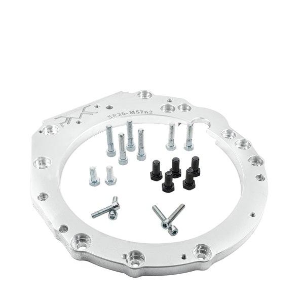 Adapter skrzyni biegów Nissan SR20 - BMW M57N - GRUBYGARAGE - Sklep Tuningowy